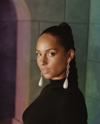Alicia Keys verschenkte Hit fast an Christina Aguilera