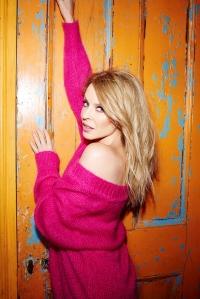 Kylie Minogue ist bereit für den Kampf