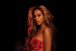 Schöne Haut, wie Beyoncé
