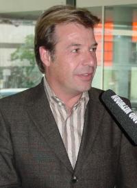 Patrick Lindner fehlt zur Zeit das 'Bussi-Bussi'