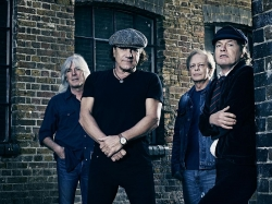AC/DC: Hinweis auf neues Album?