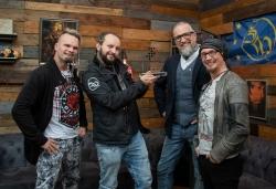 Deutsche Album-Charts: Vier Neueinsteiger und ein Rueckkehrer