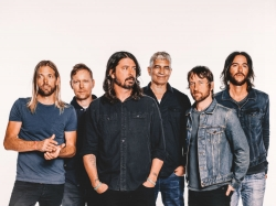 'Foo Fighters' mit Livestream-Konzert