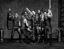 'Rammstein' feiern 25-jähriges Jubiläum