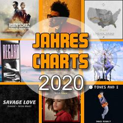 Hits 2020 - die Jahrescharts 2020