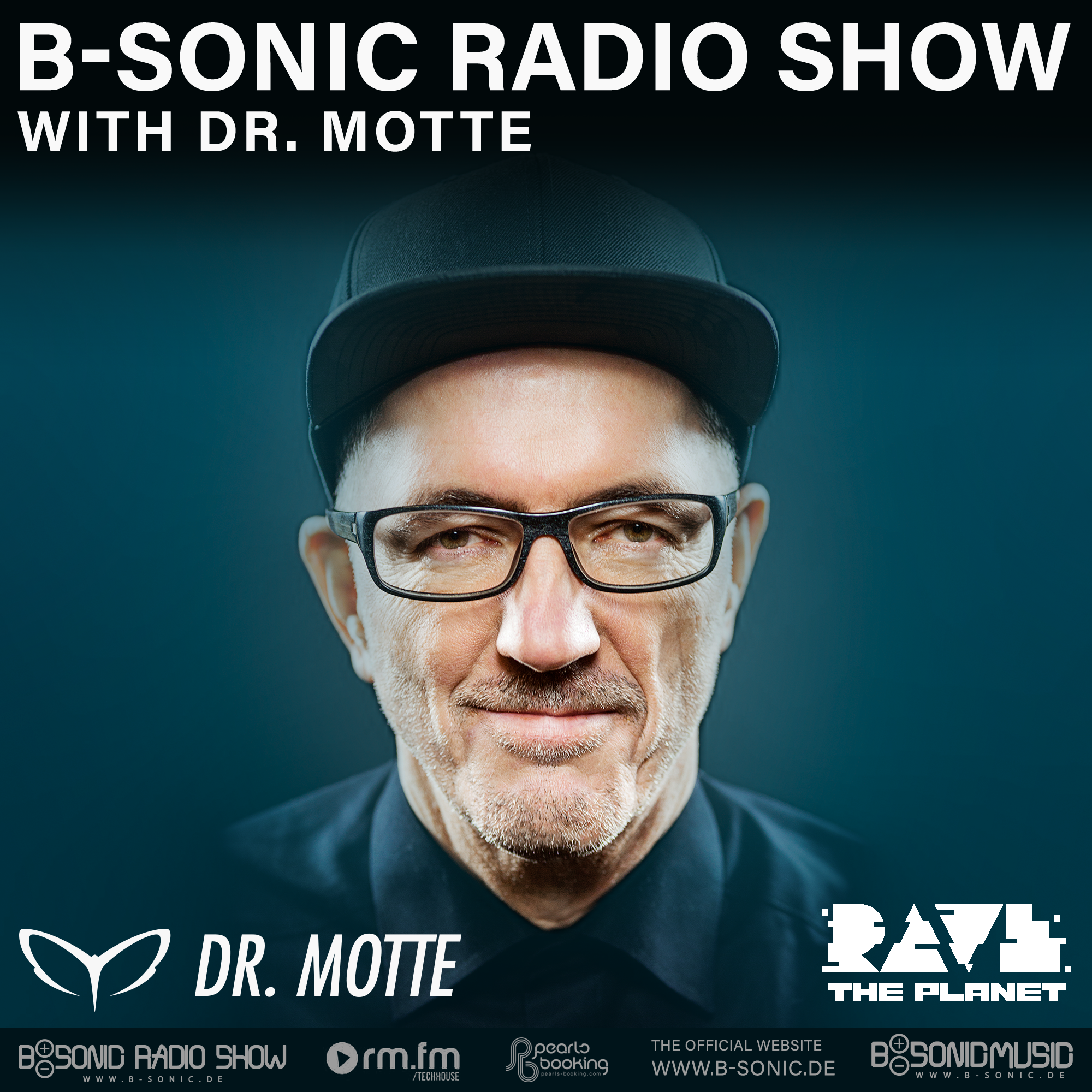 B-Sonic Music kuendigt Zusammenarbeit mit Dr. Motte und Rave The Planet an