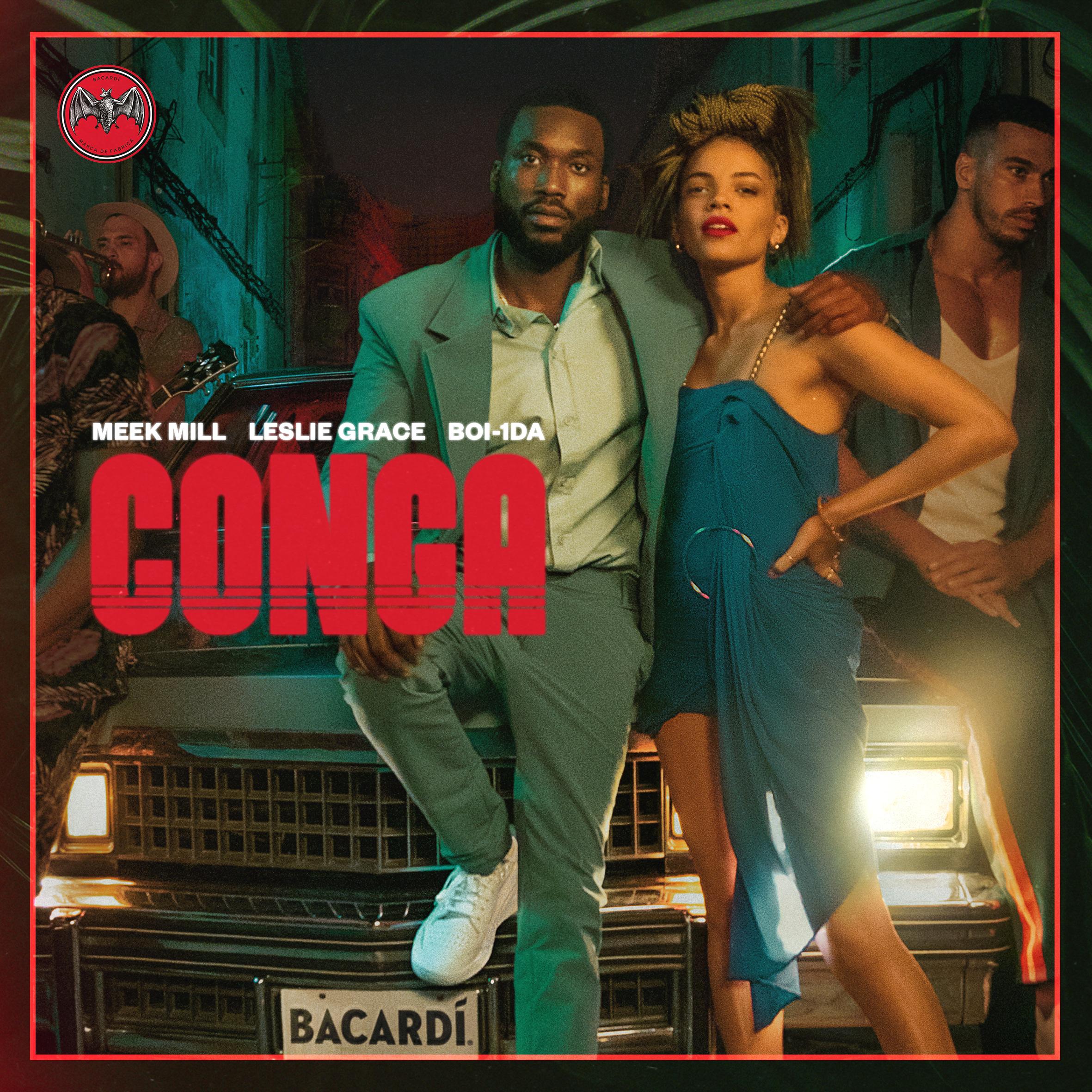 BACARDÍ© veröffentlicht Remake des Welthits 'Conga'