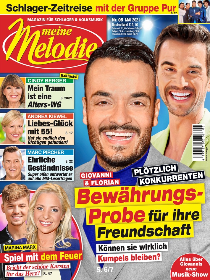 """Matthias Reim fühlt sich wie """"ein toter Fisch im Wasser"""""""