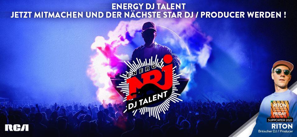 Radio ENERGY sucht den nächsten Star-DJ