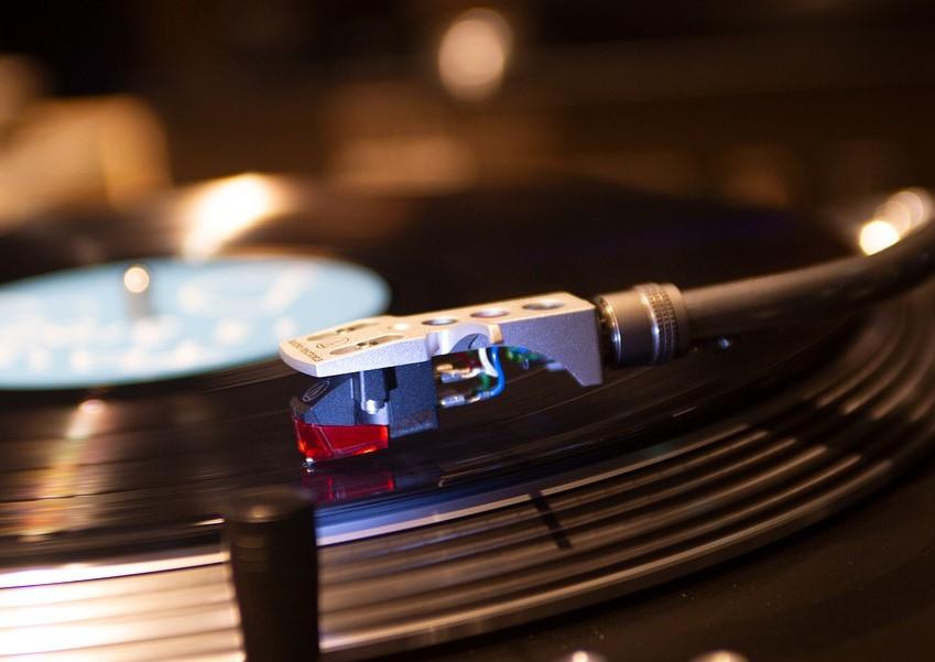 Vinyl weiterhin hoch im Kurs