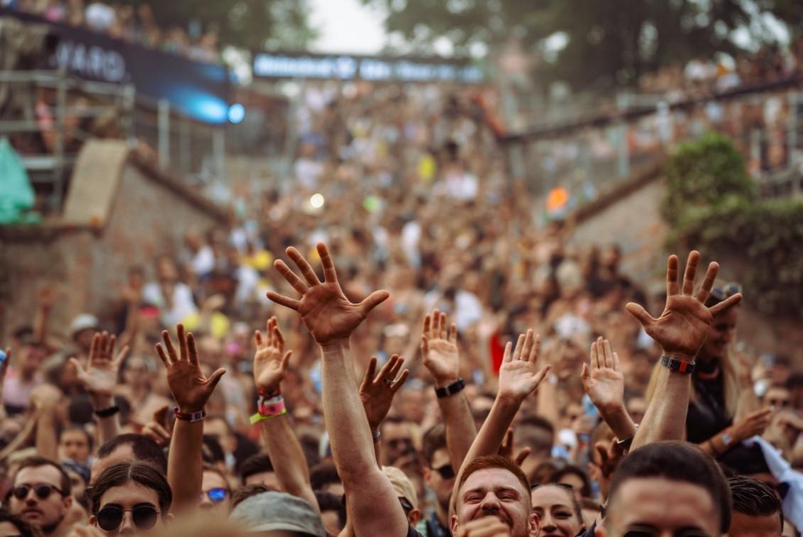 Wissenschaftliche Studie: keine Covid-Infektionen beim EXIT Festival in Serbien