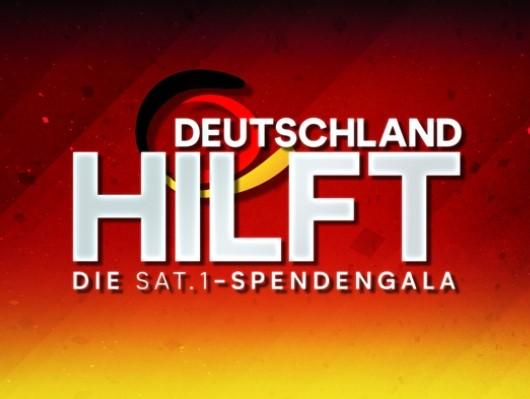 Deutschland hilft. Die SAT.1-Spendengala! mit Nico Santos, Zoe Wees, Alvaro Soler und Adel Tawil