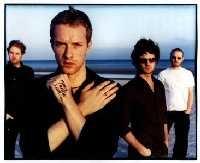 Coldplay und die fuenfte Nummer eins!